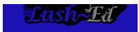 Lash~Ed Logo